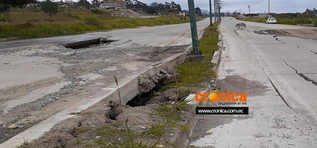La avenida Ángel Felicísimo Rojas -más conocida como Lateral de Paso o de Integración Barrial- por las lluvias que se presentaron en la ciudad se vio seriamente afectada a tal […]